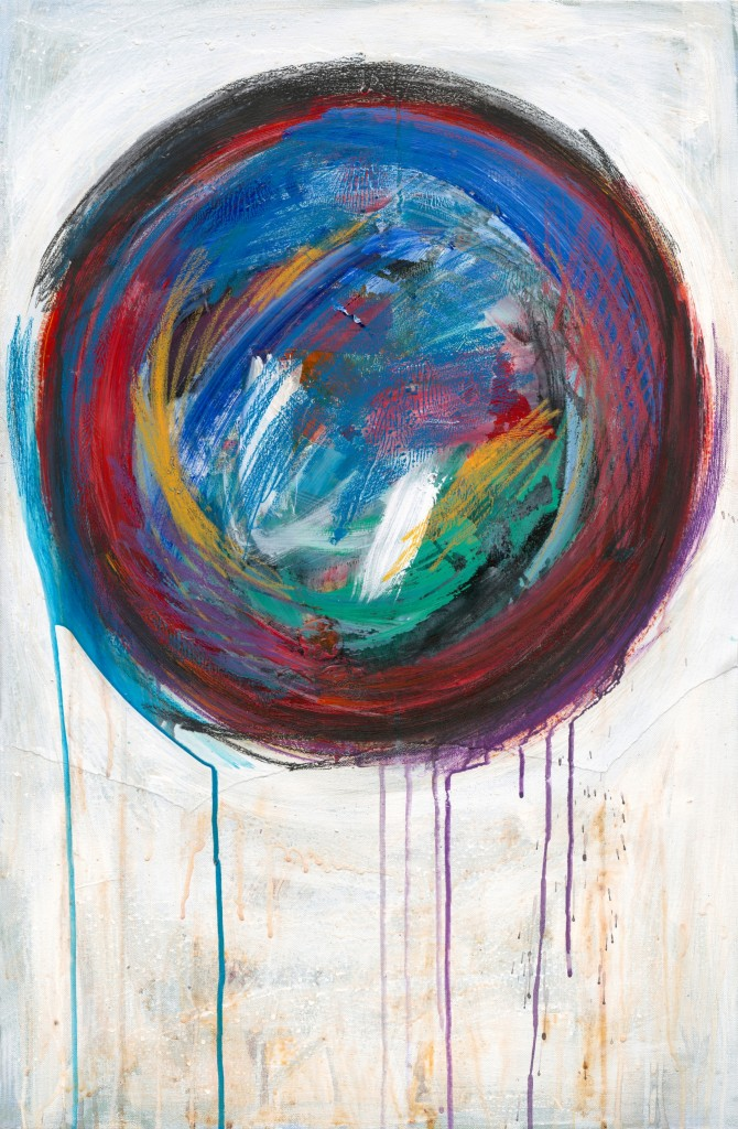 Julie Ellis Art Marble No.1